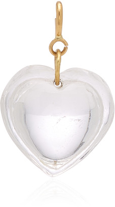 Have A Heart x MUSE Ten Thousand Things Cut Crystal Heart Charm