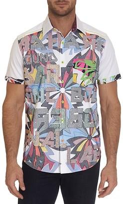 Robert Graham Limited Edition Juneau Short-Sleeve Sport Shirt