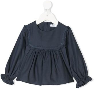Knot Hendrika blouse