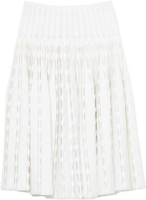 Alaia 3/4 length skirts