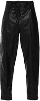 Isabel Marant Light Leather Caliba Trousers