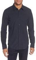 BOSS 'Reid F' Trim Fit Corduroy Sport Shirt