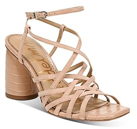 Sam Edelman Women's Daffodil Strappy High-Heel Sandals
