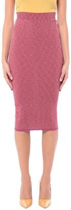 Fabrizio Del Carlo 3/4 length skirts