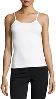 Metric Knits Seamless Tank, White