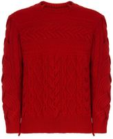 Burberry Chunky Knit Sweater