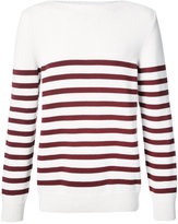 A.P.C. striped sweatshirt - men - Cotton - M