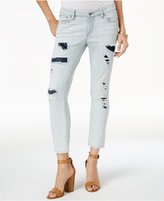 Lucky Brand Lolita Ripped & Repaired Ankle Skinny Jeans