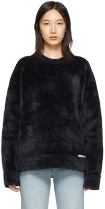 Alexander Wang Black Chynatown Sweatshirt