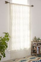 Urban Outfitters Pieced Crochet Curtain