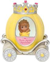 Precious Moments Faith Princess Carriage Light-Up Girl Figurine