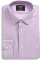 Thumbnail for your product : Nordstrom Smartcare Traditional Fit Herringbone Dress Shirt