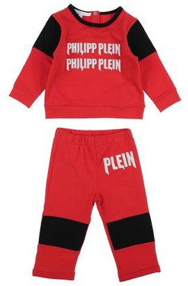 Philipp Plein Baby fleece set