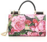 Dolce & Gabbana Dauphine Print Calfskin Phone Bag