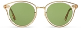 Oliver Peoples Spelman Round Sunglasses, 50mm
