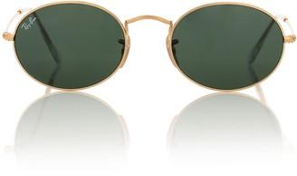 Ray-Ban RB3547N Oval Flat sunglasses
