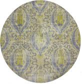 N. Nicolette Mayer Byzantine Jewel Round Pebble Placemats, Set of 4