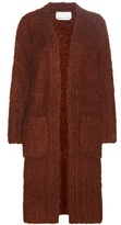 Chloé Oversized Mohair, Wool And Cashmere Cardigan