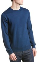 Ben Sherman Merino Crewneck Sweater.
