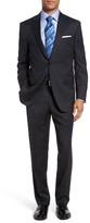 Peter Millar Men's Flynn Classic Fit Plaid Wool Suit