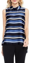 Vince Camuto Women's Modern Chords Tunic Blouse