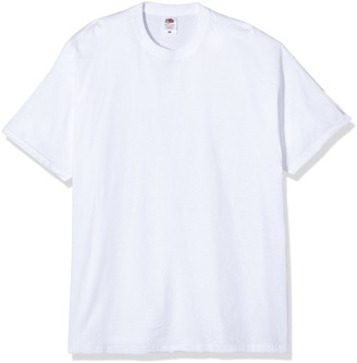 Fruit of the Loom Heavy Cotton T-Shirt - White XXX-Large