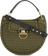 Balmain Quilted leather shoulder bag