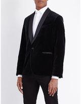 J Lindeberg Velvet Tuxedo Jacket