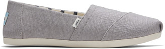 Toms Dove Grey Cloudbound Alpargata
