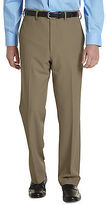 Gold Series Continuous Comfort Performance Plus Flat-Front Pants Casual Male XL