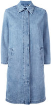 Levi's Made & Crafted Mac denim coat