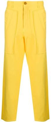 Comme des Garçons Shirt Straight-Leg Cargo Trousers