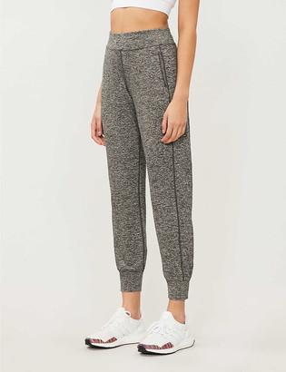 Sweaty Betty Garudasana stretch-jersey trousers