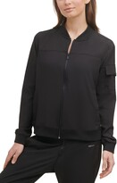 Thumbnail for your product : Dkny Sport Cargo Training Jacket
