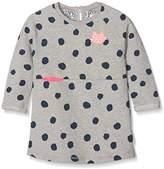 Noppies Baby Girls' G Sweat LS Glassboro Dress,9-12 Months