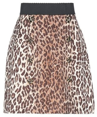 Dolce & Gabbana Knee length skirt