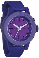 Nixon Women's Gogo A287230 Rubber Quartz Watch