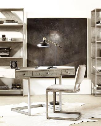 Bernhardt Ames Metal Side Chair