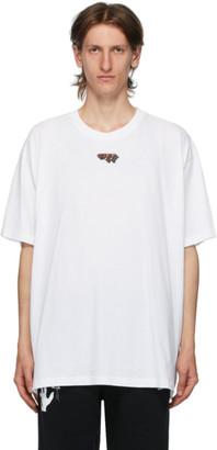 Off-White White Mirko Artist T-Shirt