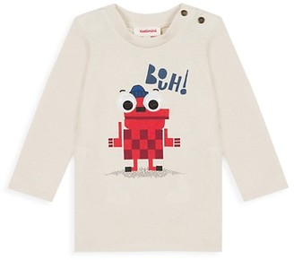 Catimini Baby's & Little Boy's Playful Printed T-Shirt