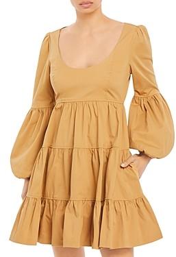Cinq à Sept Rose Tiered Mini Dress