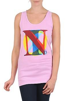 Nixon PACIFIC TANK women's Vest top in Pink