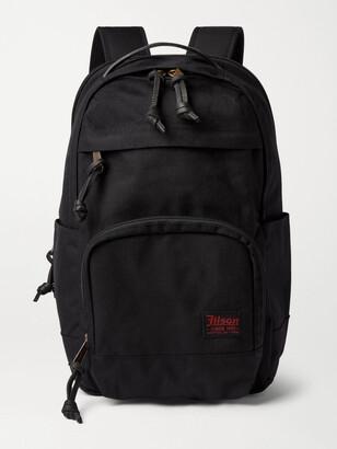 Filson Dryden Leather-Trimmed Cordura Backpack