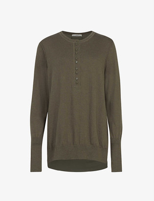 Olive Green Cashmere Sweater | Shop the world's largest