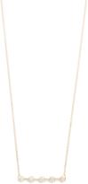 Adina 14k Gold 5 Diamond Necklace