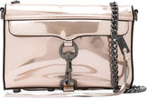 Rebecca Minkoff chain detail shoulder bag - women - Polyurethane - One Size