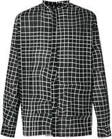 Haider Ackermann squared print shirt