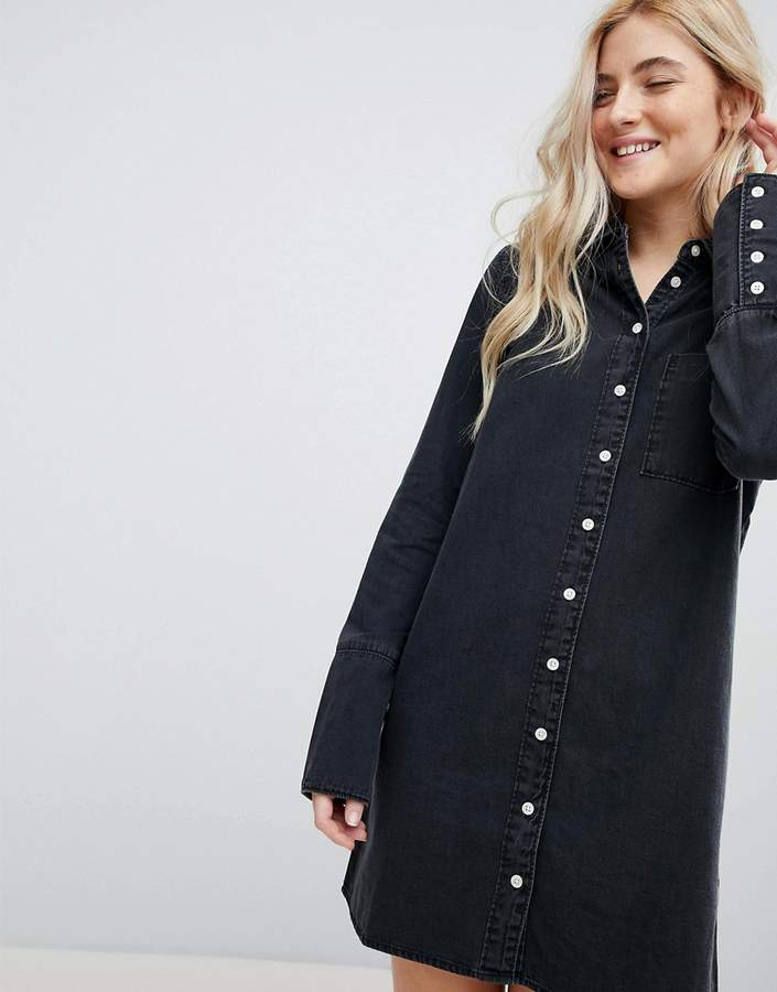 0805d77d61a Asos Denim Dresses - ShopStyle UK