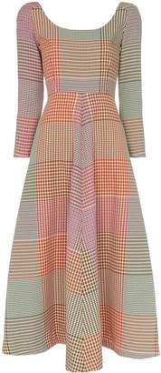 Rosie Assoulin Off Ya Shoulder dress