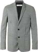 Golden Goose Deluxe Brand checked blazer